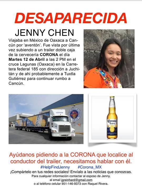 jenny corona