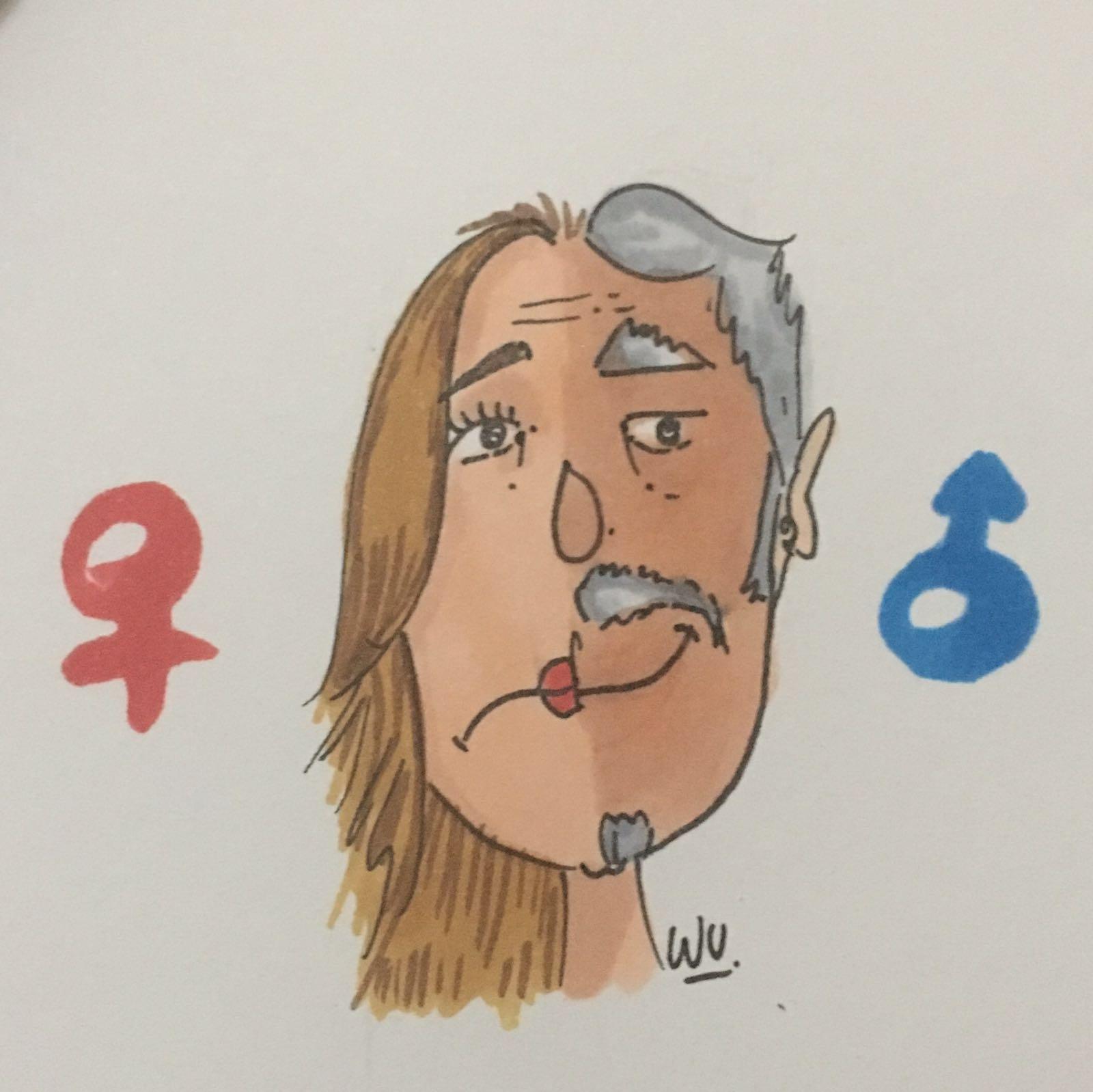 Ilustración: Will Uzcátegui (@dameunzoom) para Onda Feminista.