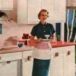 Mujer cocina sexismo